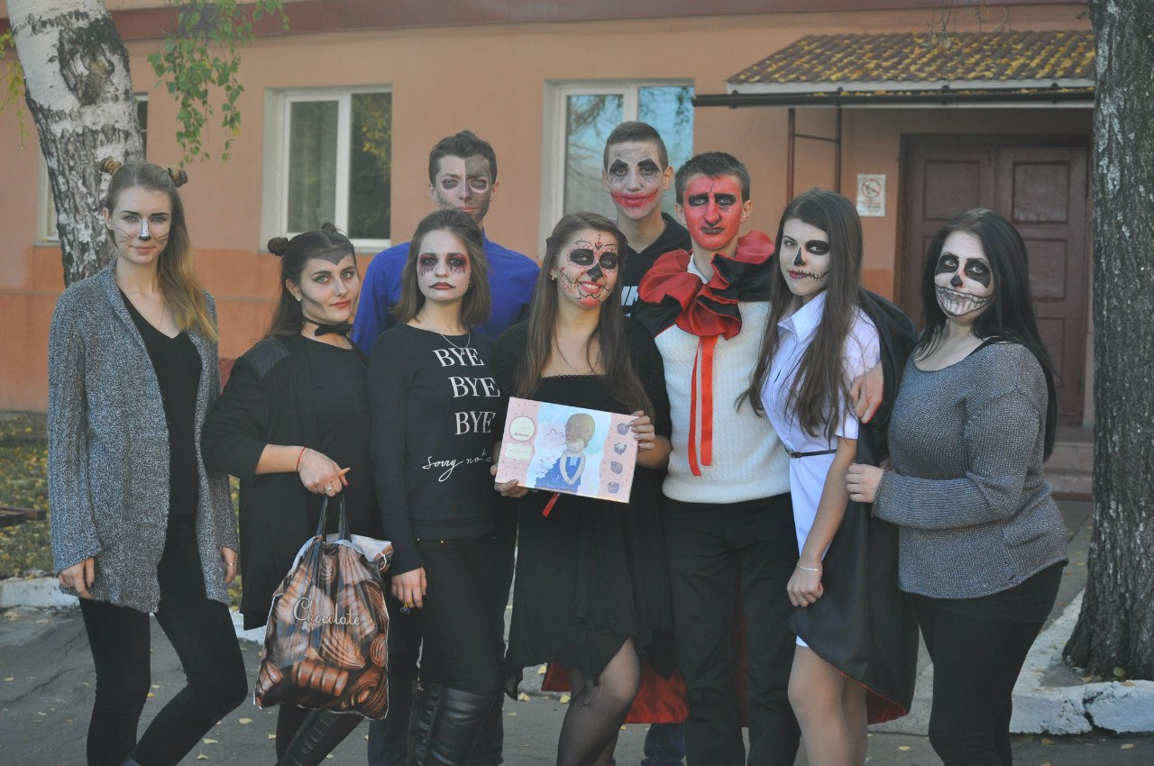 Halloween 2015 (50Фото)