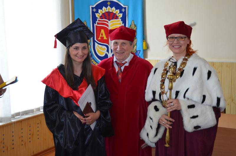 Вручення дипломів (26Фото)
