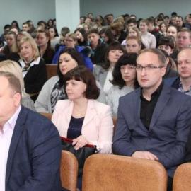 Участь у Всеукраїнській науково-практичній конференції з питань модернізації фінансово-економічної системи