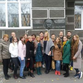 Екскурсія до Музею-квартири Павла Тичини