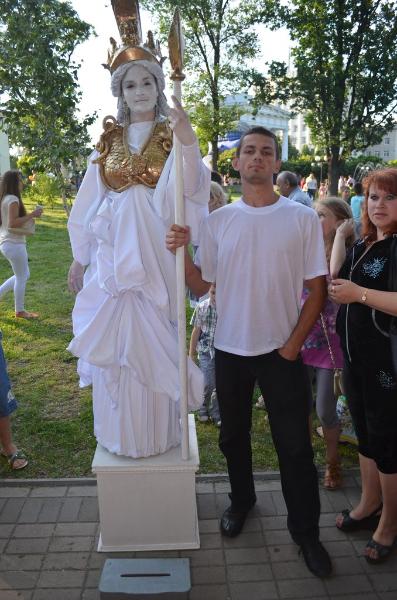 Фестиваль вуличної сцени (23Фото)