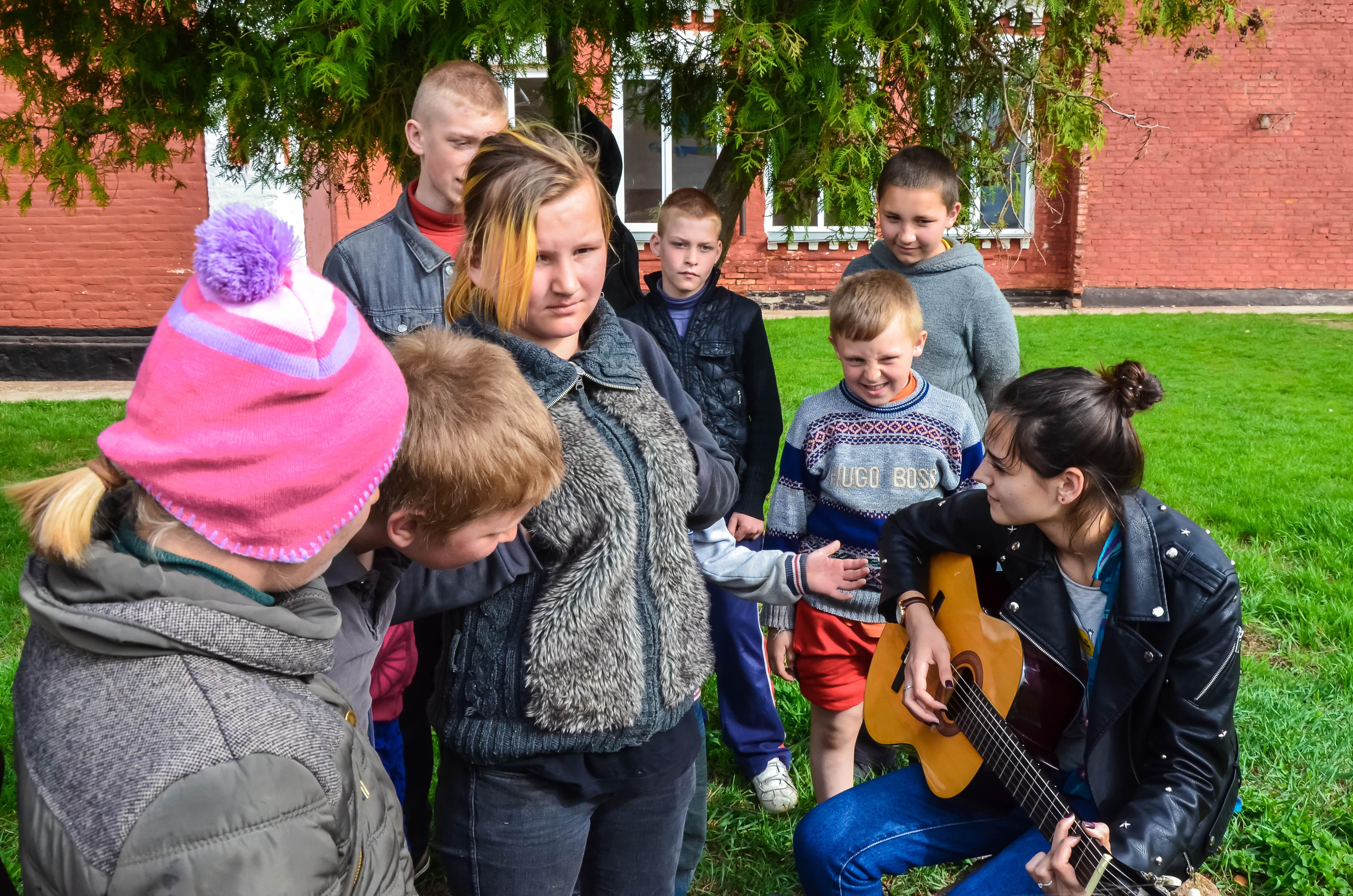 Ладижинська школа-інтернат (143Фото)