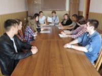 Спільне засідання студентських наукових гуртків