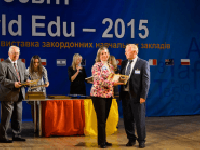 УДПУ на міжнародній виставці «Інноватика в сучасній освіті» нагороджений дипломом І ступеня