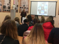 Студенти I курсу відвідали музей історії університету