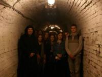 Таємничими підземеллями Василіанського монастиря