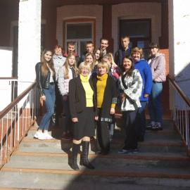Студенти спеціальності «Готельно-ресторанна справа» взяли участь у заходах  до Дня українського козацтва