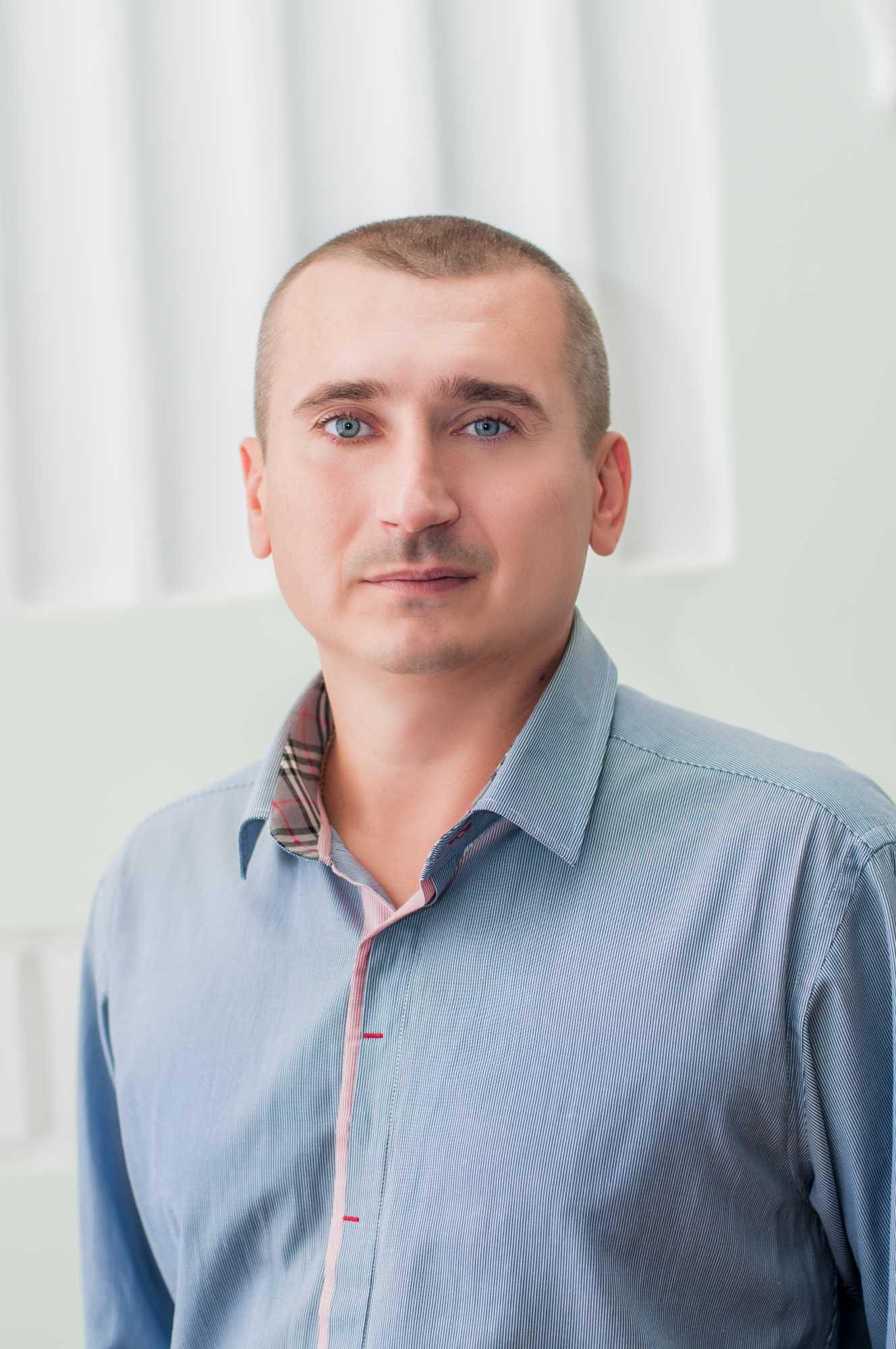 Підлісний Євген Васильович