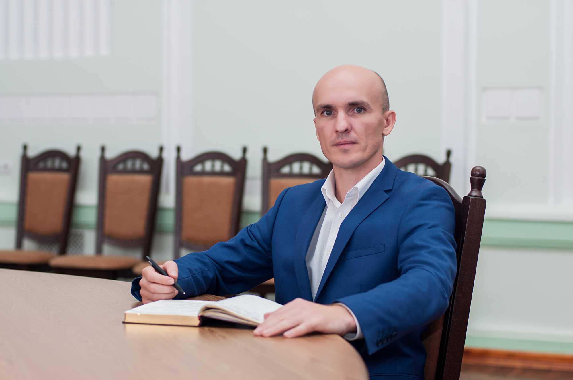 Стойка Віталій Олександрович