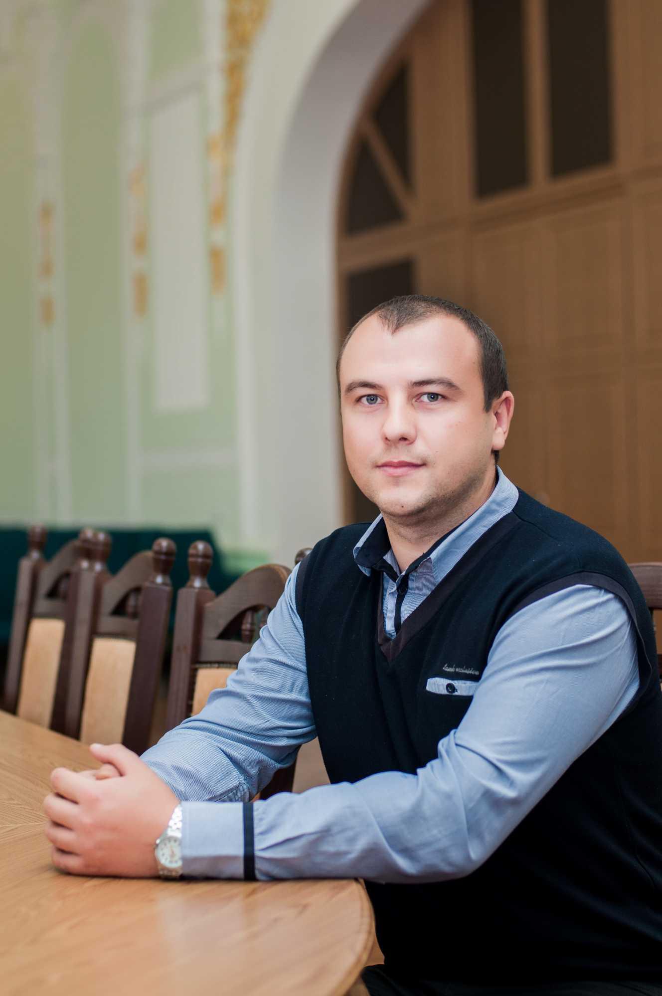 Барвінок Максим Володимирович