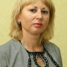 Гвоздєй Наталія Іванівна